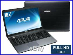 ASUS R900VM 18.4 i7 8Go SSD 180Go +1To