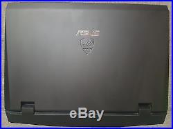 ASUS ROG 17 3D i7-2630QM 2,90GHz Turbo 12Go RAM 1To HDD GTX 460M Blue Ray WIN10
