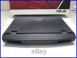 ASUS ROG 17.3 Full HD i7-740M 8GB SSD120GB + HDD500GB + BluRay