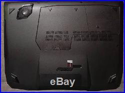 ASUS ROG 17 i7-4700HQ 3,40GHz FHD+ 12Go RAM 750Go HDD GTX 770M Blu-Ray WINDOW 10