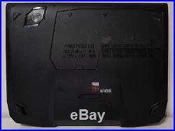 ASUS ROG 17 i7-4700HQ 3,40GHz Turbo 16Go RAM 750Go HDD GTX 860M DVD-RW HD 1080P