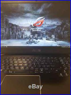 ASUS ROG 17 i7-4710HQ 3,50GHz Turbo 16Go RAM 1.12To SSD GTX 880M Blu-Ray WIN 10
