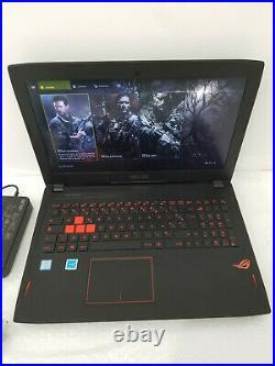 ASUS ROG G502VS Intel i7-6700HQ 16 Go SSD 500 Go 15.6 LED Full HD GTX 1070