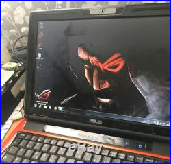 ASUS ROG G50V / Core 2Duo @ 2.27 Ghz/ 4GB Ram / GeForce9700M GT / Office 2013