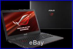 ASUS ROG G551JM i7 GTX860M 2To +SSD 128Go