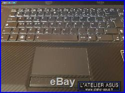 ASUS ROG G73JH CARBON FHD i5 8Go SSD 128Go + HDD 500Go GTX460M