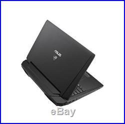 ASUS ROG G750JX-T4215H Core i7 4700HQ, 17.3 FHD, GTX860M 3GB, RAM 16GB