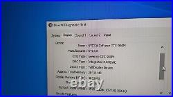 ASUS ROG G751JY 17 Intel i7 GTX 980M 32 GB RAM I NVIDIA GeForce GTX 980M