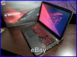 ASUS ROG G751JY-T7004H, 17.3, Core i7, 16 Go RAM, GTX 980M, PC portable gamer