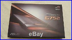 ASUS ROG G752VY-GC284T 17.3-Inch Gaming Laptop (Grey) Intel Core i7