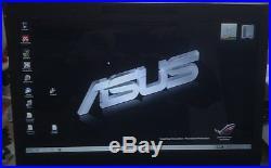 ASUS ROG GAMER G74SX i5 8Go SSD 60Go +hdd 1000Go GTX 560M 3Go garantie
