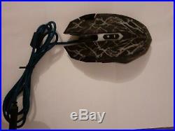 ASUS ROG GAMER avec chargeur + tapis + souris + boite d'origine LIRE DESCRIPTION