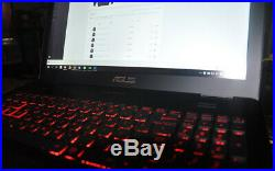 ASUS ROG GAMER i5 G551JW GTX 960M SSD 128Go +1To