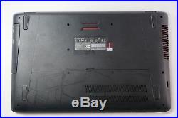 ASUS ROG GL742VW-T4247T 17, 8Go, i7, SSD 128+480Go, GTX 960M, Windows 10