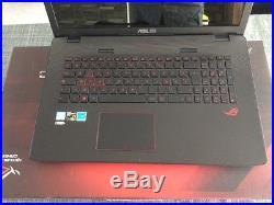 ASUS ROG PC GAMER GL752VW 17.3 8Go RAM FR DOS Intel Core i5