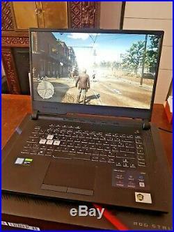 ASUS ROG STRIX G G531GU-AL097T GTX 1660Ti I7-9750H 16Go 120Hz Portable Gamer