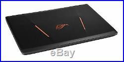 ASUS ROG Strix GL502VS-FY313T GAMING i7-7700HQ GTX1070 QWERTY ESPAGNOL