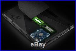 ASUS ROG Strix GL503VD 15.6 i7-7700HQ 2.8GHz 8GB GTX 1050 HDD Gaming Win 10