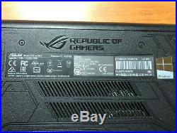 ASUS ROG Strix GL553VD DM572T Core i7 7700HQ / 2.8 GHz HORS SERVICE