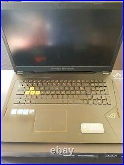 ASUS ROG Strix GL702VM-GC073D Intel Core i7-6700HQ 8Go RAM Noir
