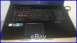 ASUS ROG Strix GL703VM-BA175T PC Portable Gamer 17,3 Full HD Noir