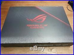 ASUS ROG Strix Scar GL703GM-EE079T (i7/8Go/128 + 1To/GTX 1060/17,3 120Hz)