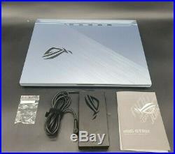 ASUS STRIX-G-G531GT-AL359T I5-9300H Bleu glacier pc portable gaming gamer