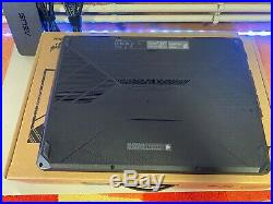 ASUS TUF 565GE-AL365 i5-8300H 15,6'' NVIDIA GTX 1050 Ti 154Hz SSD 128Go 8Go W10