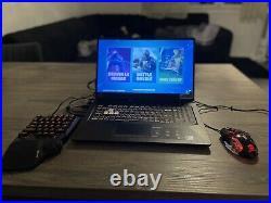 ASUS TUF Gaming A17, 17 Pouces, PC Portable De Gaming