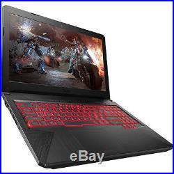 ASUS TUF i5-8300H, 1 To, 8 RAM, GTX 1050 pc portable gamer gaming FX504-EN820