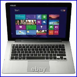 ASUS TX300CA hybride tactile détachable i7 FHD 13.3 2x SSD 120Go