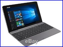 ASUS Transformer Book T100HA 10.1 Quad Core 2 in 1 Laptop Tablet 2GB, 32GB eMMC