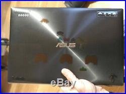 ++ ASUS Ux31e i5 4go ram 256go SSD Alu brossé ultrabook 1,3kg TBE port inclus ++