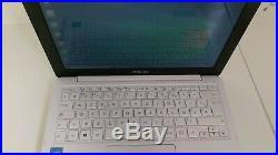 ASUS VIVOBOOK ORDINATEUR PORTABLE HDD 500 Go DDR3 2Go 11,6 Intel Celeron WIN 10