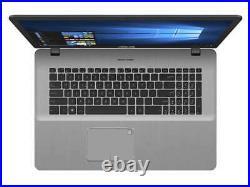 ASUS VivoBook Pro 17 harman/kardon i7 7500U / 2.7 GHz 2.9 GHz 16 Go RAM 1To HDD