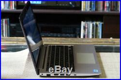 ASUS VivoBook S200E CT182H 11.6 Core i3 I3-3217U 1.8 GHz 4 Go RAM Ssd 480 Go