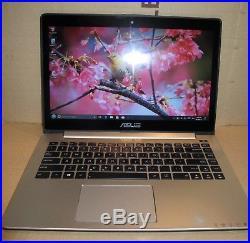 ASUS VivoBook S400CA 14 Touch, Core i3, HDD 344GB, RAM 4 GB, Windows 10 64