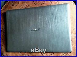 ASUS Vivobook Pro N580VD-FZ473T, 15,6', i7 7700HQ, 16GB RAM, 1To+256Go SSD