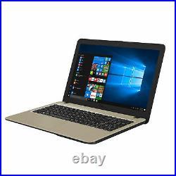 ASUS Vivobook X540MA 15,6 HD Notebook N5000 Jusqu'À 2,70GHz 8GB RAM 256GB SSD