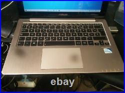 ASUS X202E AVEC 4G RAM ET 120G SSD ecran tactile et WIN10 prêt a utilisé