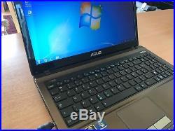 ASUS X53Sv Intel Core i7 15,6 4 Go RAM HDD 250 Go (gamer)