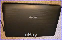 ASUS X73 17 LED HD+, 320Go Win 10