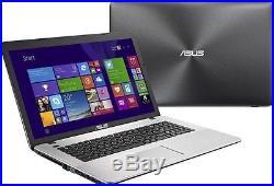 ASUS X750LB Core i5 4200U 1.6GHz, 17.3 HD+, 4GB RAM, GeForce GT740M, Win 8