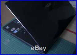 ASUS X77VG Dual 2.1GHz 17.3 LED HD++, 4Go, SSD 180Go, GT220M