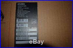 ASUS X Series X540UA-GQ170T 15.6-Inch Laptop (Black) Intel Core i7-7500U, 8 G