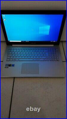 ASUS ZENBOOK Pro UX501VW FY102T