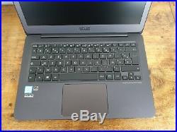 ASUS ZENBOOK UX305F Ultrafin Intel M-5Y10C 8Go SSD 256Go