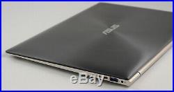 ASUS ZENBOOK UX31E i5 SSD très fin/léger
