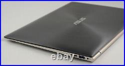 ASUS ZENBOOK UX31E i5 SSD très fin/léger 256Go