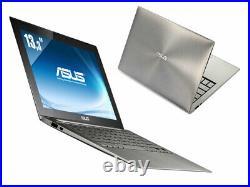 ASUS ZENBOOK UX32VD CPU I7-3537U 13.3 FHD 6Go RAM SSD 480Go